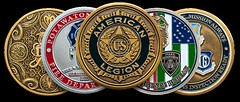 Custom Military Coins Maker Services (pitchandrudderus) Tags: military coins cha challenge belt buckles navy pitch rudder
