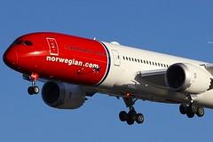 B787 G-CKWN London Gatwick 08.11.18-1 (jonf45 - 4 million views -Thank you) Tags: norwegian air uk boeing 7879 gckwn b789 789 dreamliner london gatwick airport lgw egkk airliner civil aircraft jet plane flight aviation