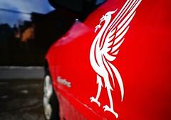 Liverpool car (chris e robert) Tags: liverpool liverpoolfc liverbird sony sonyphoto sonya7iii sonyfe28mm20