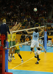 IMG_2843 (George Gablenz) Tags: panamgames toronto 2015 volleyball argentinavsbrazill argentina brazil