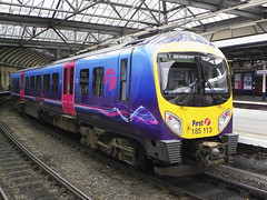 185113 (Rob390029) Tags: first transpennine express class 185 185113 newcastle central railway station ncl ecml east coast mainline tyne wear tyneside northeast north