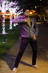JYP-Kevin-Raquidan-33 (Kevrockydon) Tags: nikon nikonphotography nikond7200 d7200 portrait people person night light lights neon color christmaslights libertystation sandiego california city giorno giornogiovanna anime