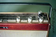 Schalt dein Radio ein # Image015_17 # Nikon F3 Kodak Portra160 - 2018 (íṛíṡíṡôṗĕñ ◎◉◎) Tags: nikon f3 kodak portra film analog farbe color negativ irisisopen