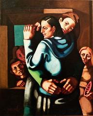 The Homecoming (1935) - Paulo Ferreira [Paolo] (1911 - 1999) (pedrosimoes7) Tags: pauloferreira paolo caloustegulbenkianmuseum moderncollection lisbon portugal neorealism neorealismo ✩ecoledesbeauxarts✩