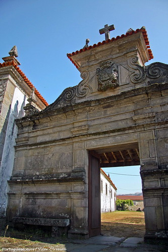 Mosteiro de Santo André de Ancede - Portugal 🇵🇹