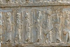 005 Hundred Column Hall (Sedsetoon), North Doorway, Persepolis  (13).JPG (tobeytravels) Tags: artaxerxes xerxes ahurmazda alexanderthegreat