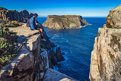 Three Capes Track (NettyA) Tags: 2017 3capestrack australia capepillar day3 sonya7r tasmannationalpark tasmanpeninsula tasmania tassie threecapestrack bushwalk bushwalking hike hiking bushwalker