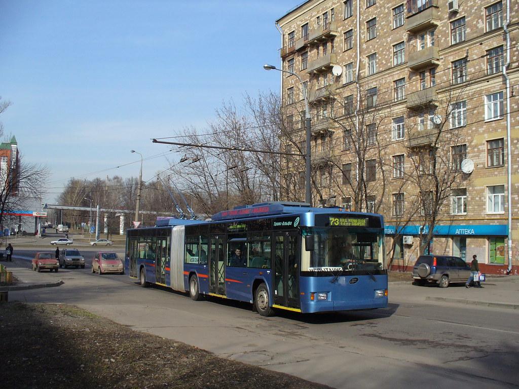 фото: _20060406_166_Moscow trolleybus VMZ-62151 6000 test run interior ul Candera