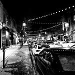 Rue Saint-Laurent by Night thumbnail
