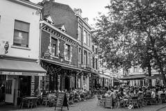 Maastricht, Netherlands (Bela Lindtner) Tags: belalindtner lindtnerbéla nikon d7100 nikond7100 nikkor 18105 nikkor18105 nikon18105 maastricht hollandia holland netherlands street outdoor outside blackwhite blackandwhite feketefehér épületek épület buildings building architecture