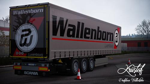 ETS2] Krone DLC Wallenborn Profiliner - a photo on Flickriver