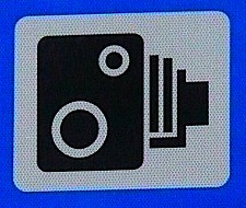 it's a sign photo of a photo taking device