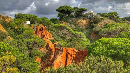 Pine Cliffs, Praia do Inatel, Albufeira, Portugal - 2072