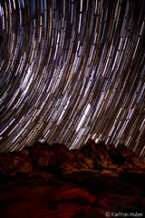 Star Trails_7673 (www.karltonhuberphotography.com) Tags: 2018 alabamahills astrophotography california easternsierra karltonhuber light nightphotography shadows startrails verticalimage