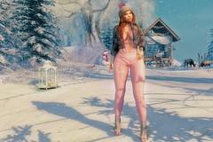In love with snow !! (Silvia Galtier) Tags: kuni adorsy cosmopolitan event sl noor jarad pose bento stun scandalize winter snow