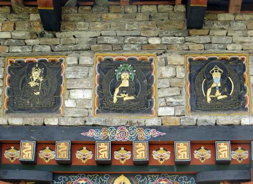 06 02 Bhutan - Thimpu - Memorial Chorten 019