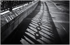 Fotografía Estenopeica (Pinhole Photography) (Black and White Fine Art) Tags: fotografiaestenopeica pinholephotography lenslesscamera pinhole estenopo estenopeica stenopeika sténopé sanjuan oldsanjuan viejosanjuan puertorico bn bw cama camarasinlente aristaedu100 shadows sombras