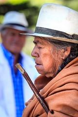 Thinking of him (klauslang99) Tags: klauslang streetphotography woman people cuenca ecuador face