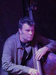 Todd Sickafoose (michaelz1) Tags: livemusic ivyroom albany damnskippy toddsickafoose