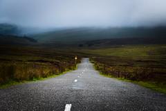Sally Gap [Explored] (Strocchi) Tags: sallygap ireland road fog wincklowmountains national park canon eos6d 24105mm
