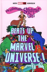 The Unbeatable Squirrel Girl Beats Up the Marvel Universe (Vernon Barford School Library) Tags: ryannorth ryan north ericahenderson erica henderson unbeatablesquirrelgirl unbeatable squirrel girl marvel universe sciencefiction science fiction superheroes collegestudents students girls women goodandevil good evil mutation mutant squirrels graphic novel novels graphicnovel graphicnovels cartoons comics vernon barford library libraries new recent book books read reading reads junior high middle school vernonbarford fictional hardcover hard cover hardcovers covers bookcover bookcovers paperoverboard pob 9781302903039 yrca youngreaderschoiceawards yrcanominee yrcanominees award awards senior seniordivision 2019