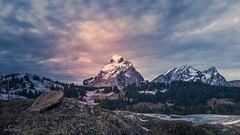 A walk in the Alps (ivanstevensphotography) Tags: switzerland cloudstreetreemountainssnowswissalpsswitzerlandlandscapelandscapephotographycanoncanon80dcanonphotograph clouds trees landscape swissalps snow mountains canon canon80d canonphotography scenery