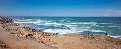 Contemplate the ocean (Sizun Eye) Tags: ocean seaside landscape seascape rabat morocco maroc sizuneye nikond750 nikkor1424mmf28 1424mm 2018 corniche