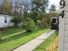 The yard in November (creed_400) Tags: november fall autumn belmont west michigan yard