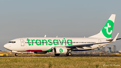 Transavia B737 (Green 14 Pictures) Tags: 18r36l 36l 737 737800 737ng ams avgeek avporn aircraft airline airlines airport airways amsterdam amsterdamairportschiphol ariplane aviation b738 boeing boeing737 boeing737800 eham hv holland phhxm polderbaan runway36l runway36l18r schiphol schipholairport tra thenetherlands transavia vijfhuizen noordholland nederland nl