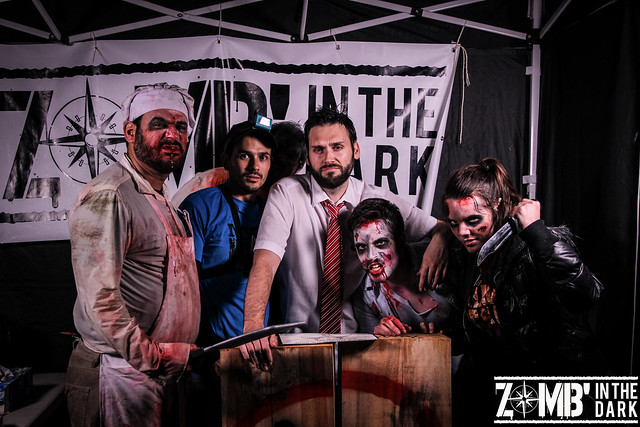 Zomb'in The Dark Nemours 2014