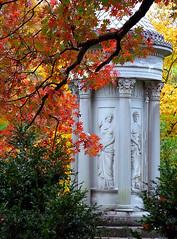 "Cincinnati - Spring Grove Cemetery & Arboretum ""Earnshaw Mausoleum"" (David Paul Ohmer) Tags: cincinnati ohio spring grove cemetery arboretum mausoleum earnshaw"
