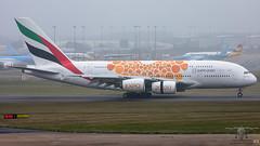 A6-EEY A388 UAE