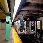 New York City Subway - 71, Forest Hills thumbnail