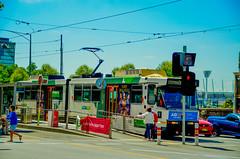 _DSC2439 (Sheng-Ren) Tags: australia melbourne mel 澳洲 墨爾本 ao open lightrail southcross 南十字星 網球 tennis street 街景 market queen queenmarket
