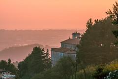 tuscany (federicapagni) Tags: satuscany italy village mountain countryside houses old town dawn allaperto collina versante della montagna paesaggio architettura lifetravel