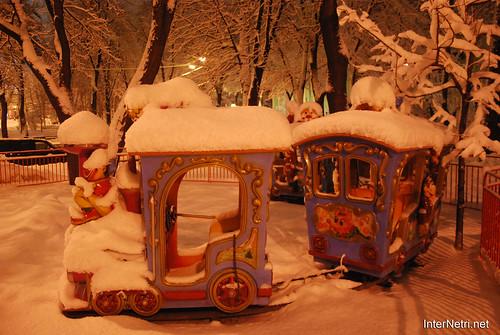 Засніжений зимовий Київ 098 InterNetri.Net Ukraine