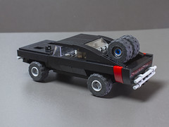Offroad Charger (Jerry Builds Bricks) Tags: fast furious 7 lego dodge charger 1970 speedchampions