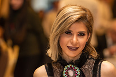 Lebanese Singer Naya (Paul Saad) Tags: lebanon beirut naya singer famous woman women pretty blonde smile celebrity