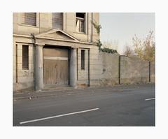 Krefeld-Uerdingen, 2018 (Darius Urbanek) Tags: 120 65mm 6x7 kodak mamiya7 portra400 abandoned analog color decay film mediumformat