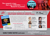 ACRM Training Institute at the SPRING MEETING CHICAGO brochure BACK