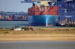Harwich (7) (jim_skreech) Tags: harwich essex uk northsea ships coast