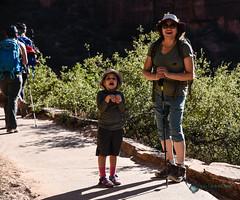 Utah_2018_ (10 of 144) (jasinrodriguez) Tags: zion trekking family narrows subway zionnationalpark nationalparks outdoors