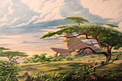 "Lion King Concept Art in the Animation Building at Walt Disney Studios • <a style=""font-size:0.8em;"" href=""http://www.flickr.com/photos/28558260@N04/31960096778/"" target=""_blank"">View on Flickr</a>"