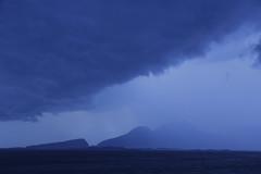 DØNNA i storm Stormy weather Helgeland (Svein Erik Larsen) Tags: storm stormy helgeland dønna island øy blått blue rain regn hav ocean norge norway noruega norvegia norwegen nordland