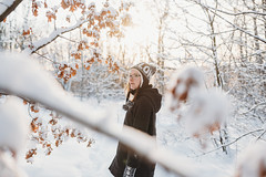 In the white (AlexanderHorn) Tags: snow winter sun sunshine finland scandinavia cold freezing ice white daylight day