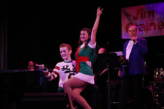 Swing Into Christmas Benefiting Toys For Tots - December 7, 2018