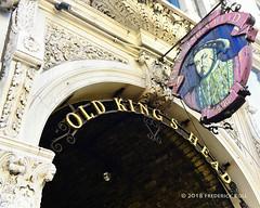 Old King's Head (© Freddie) Tags: london se1 borough lbsouthwark boroughhighstreet coachinginn oldkingshead fjroll ©freddie