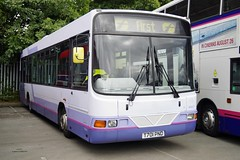 SHEFFIELD 210816 T701PND (SIMON A W BEESTON) Tags: sheffield 6701 40437 first wright volvo b6ble t701pnd