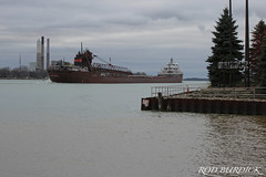 keb112818scnSC_rb (rburdick27) Tags: interlake interlakesteamshipcompany kayeebarker scenicmichigan stclairriver