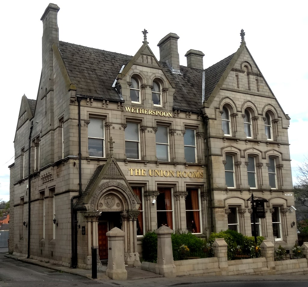 Garden Landscaping In Halifax Huddersfield West: The World's Most Recently Posted Photos Of Pub And